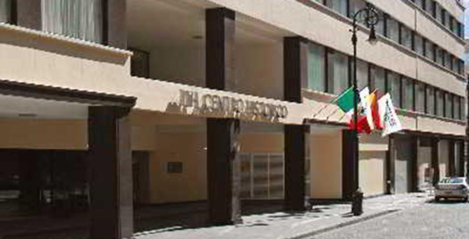 NH Mexico City Centro Histórico