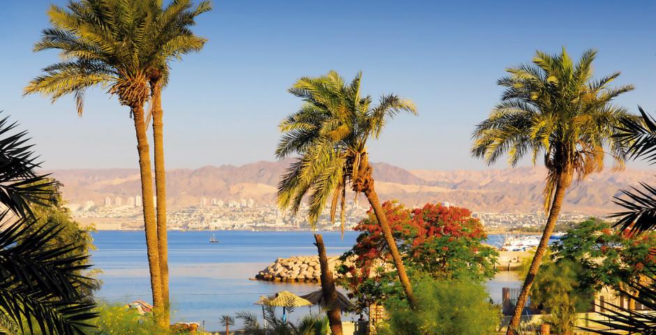 Aqaba und Umgebung