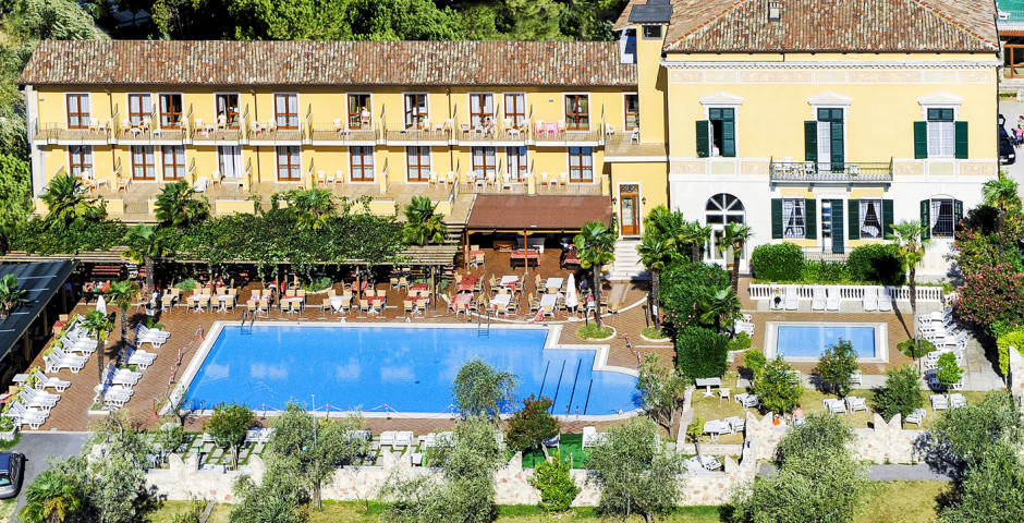 Hôtel Antico Monastero & Camping Toscolano