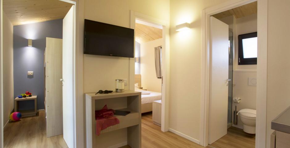 Familien-Appartement Elba - Paradu Tuscany Ecoresort