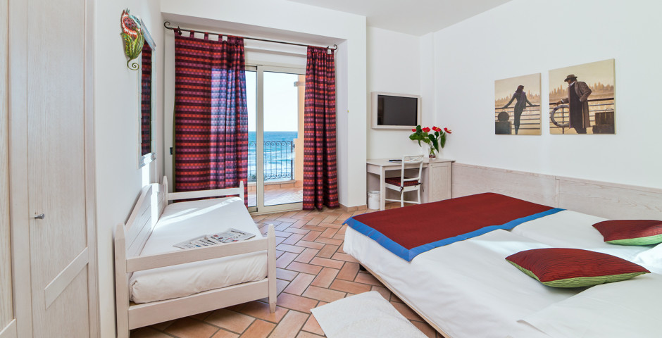 Doppelzimmer Deluxe - Hotel Stella Maris