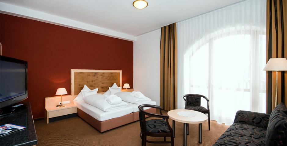 Doppelzimmer - Hotel Amadeus Micheluzzi