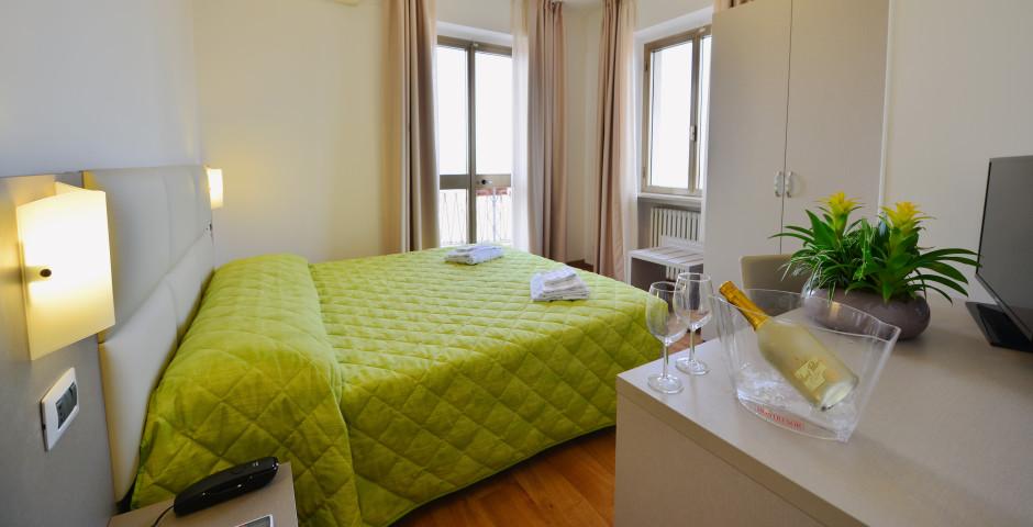 Chambre double - Hôtel Bella Peschiera
