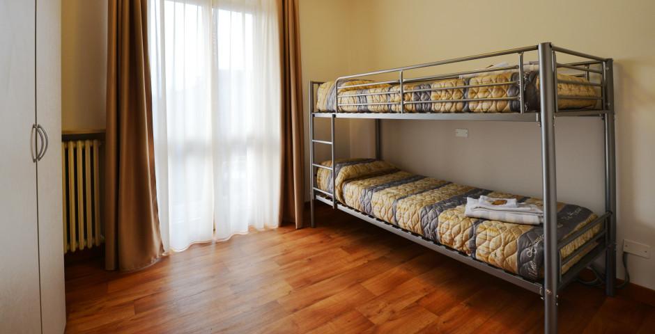 Chambre quadruple - Hôtel Bella Peschiera