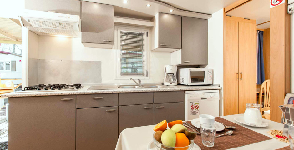 Mobilhome Residence Gold