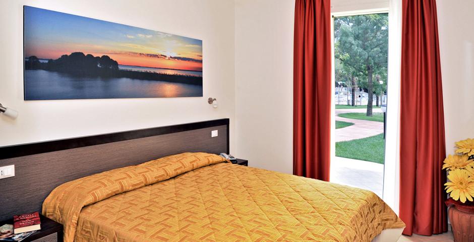 Appartement mit 2 Schlafzimmern