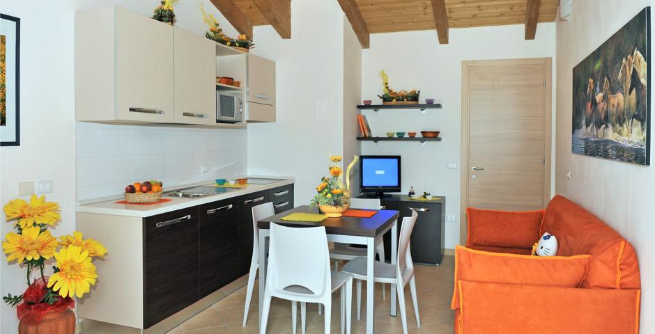 Village Spiaggia Romea - Residence Oasi