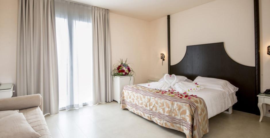 Master Suite / Familienzimmer Superior - Baia del Mar Suite Hotel