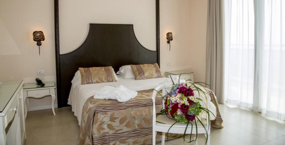 Doppelzimmer Deluxe - Baia del Mar Suite Hotel