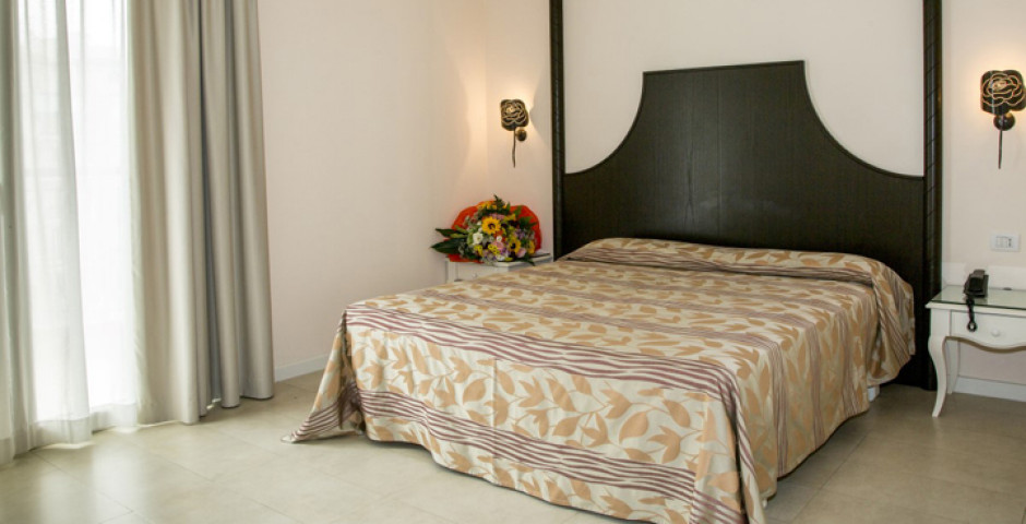 Doppelzimmer Classic - Baia del Mar Suite Hotel