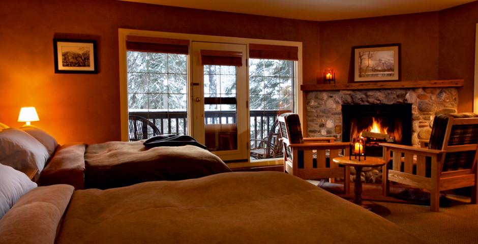 Chambre Lodge - Emerald Lake Lodge