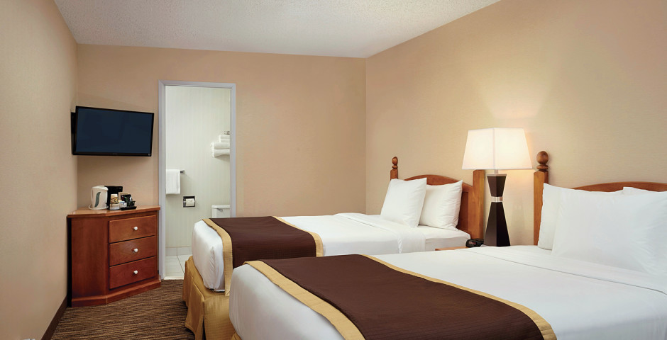 Standard-Zimmer - Lake Louise Inn