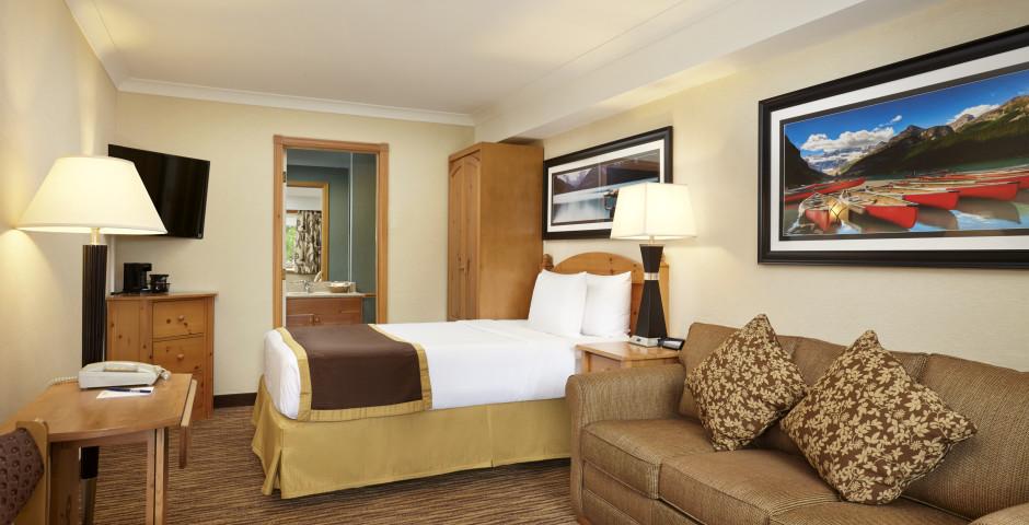 Chambre Standard - Lake Louise Inn