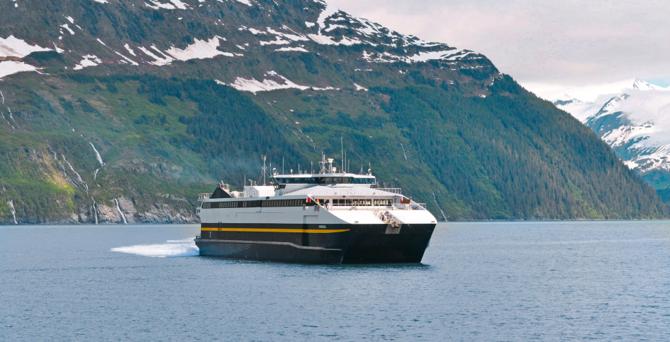 North to Alaska & Inside Passage