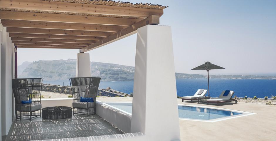Luxury Villa - Santo Maris