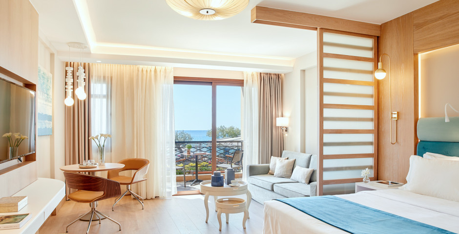 Junior Suite - Anthemus Sea Beach Hotel & Spa