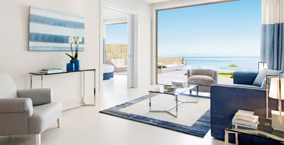 Suite Bungalow mit 1 Schlafzimmer