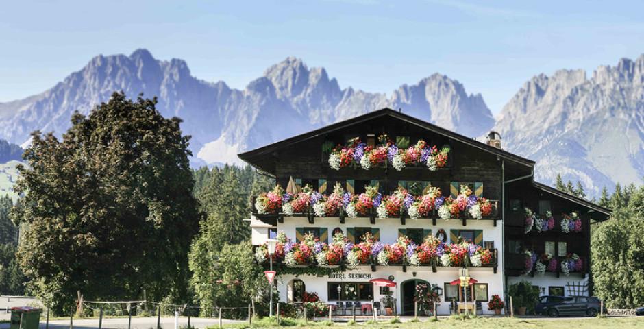 Bike-, Wander- und Golfhotel Seebichl