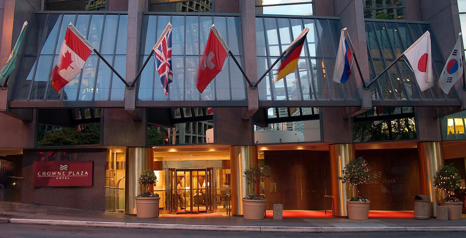 Crowne Plaza Hotel Seattle