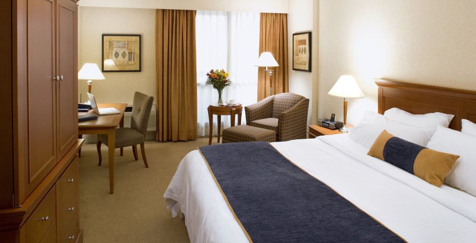 Deluxe Room King - Delta Winnipeg