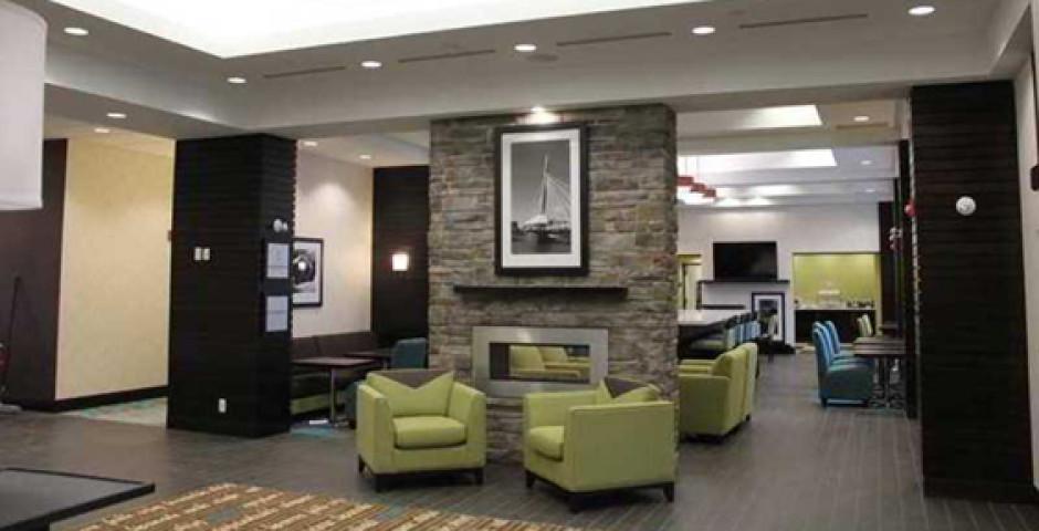 Hampton Inn by Hilton Winnipeg Airport