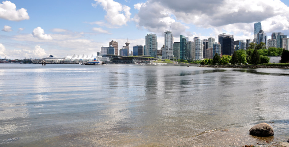 Vancouver - Land of Cowboys, Mountains and Ocean