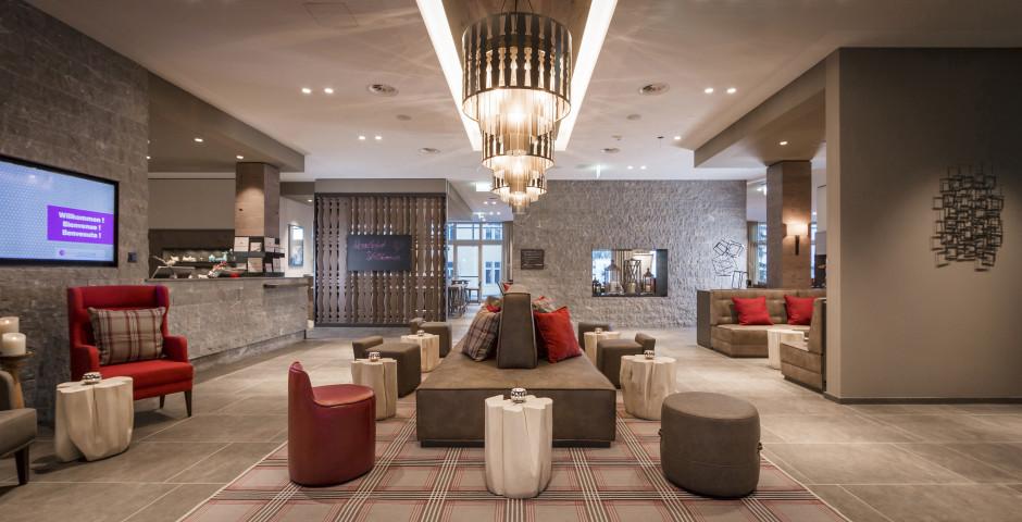 Ameron Swiss Mountain Hotel Davos - Sommer inkl. Bergbahnen