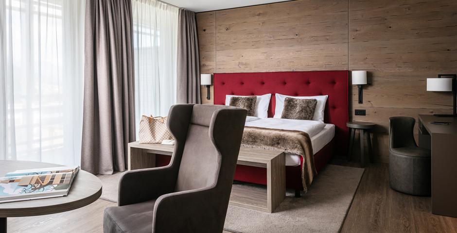 Junior Suite - AMERON DAVOS SWISS MOUNTAIN RESORT - Sommer inkl. Bergbahnen