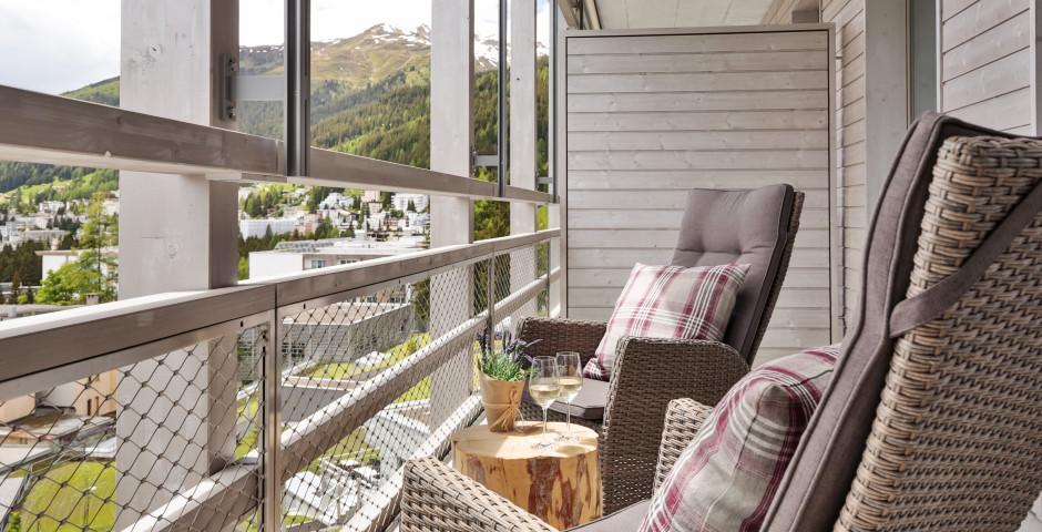 AMERON DAVOS SWISS MOUNTAIN RESORT - Sommer inkl. Bergbahnen