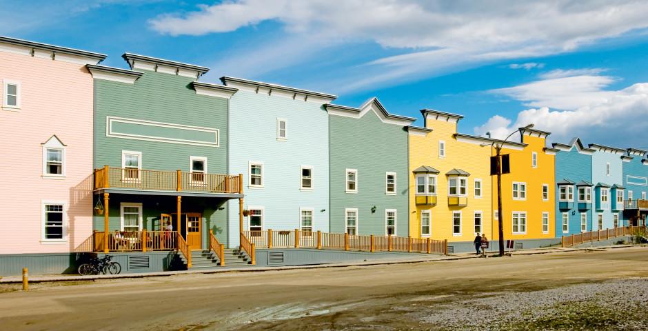 Dawson City - A Taste of Alaska and Yukon