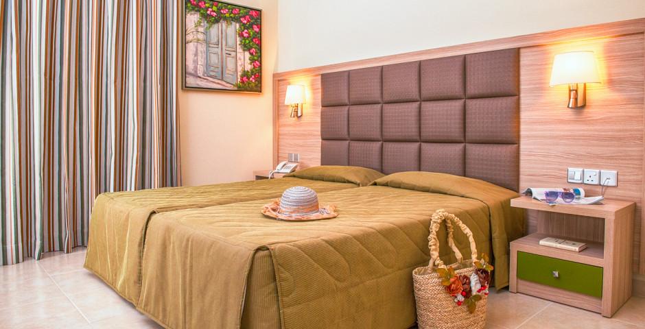 Doppelzimmer - Stamatia Hotel
