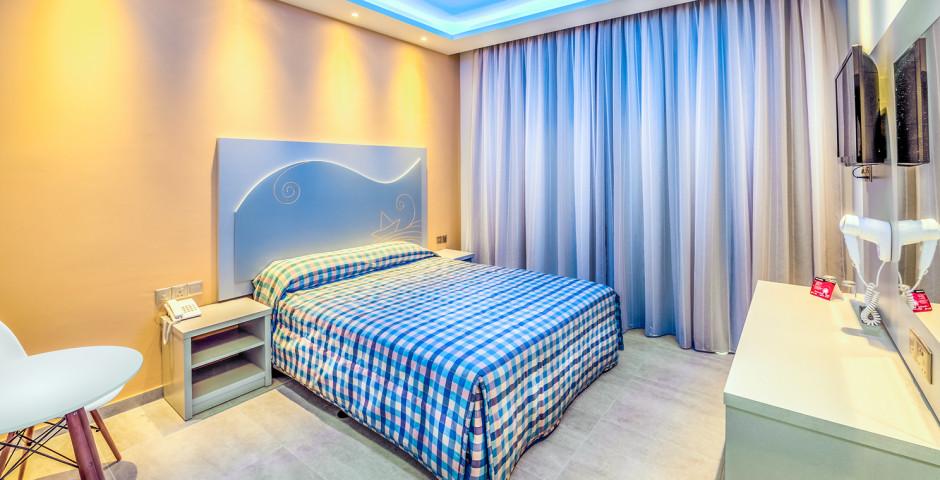 chambre double - Hôtel Stamatia