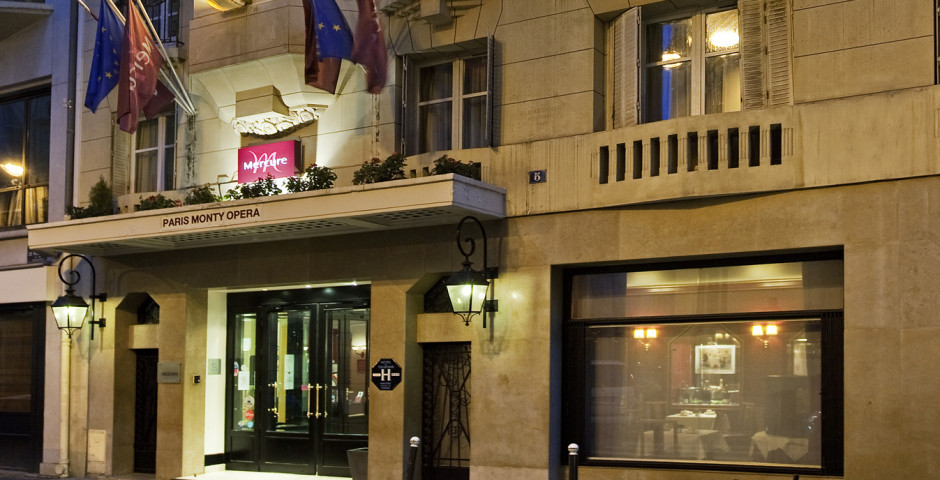 Mercure Opéra Faubourg Montmartre