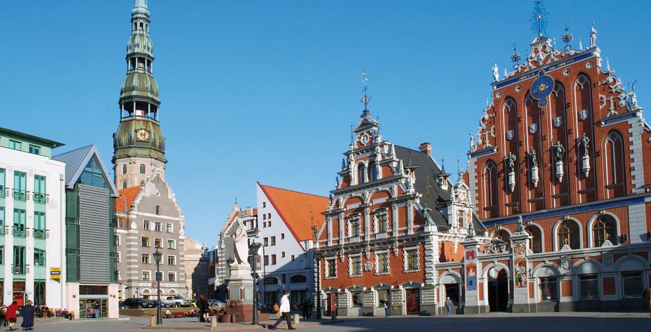 Schwarzhäupterhaus - Riga