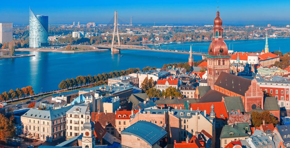 Daugava - Riga