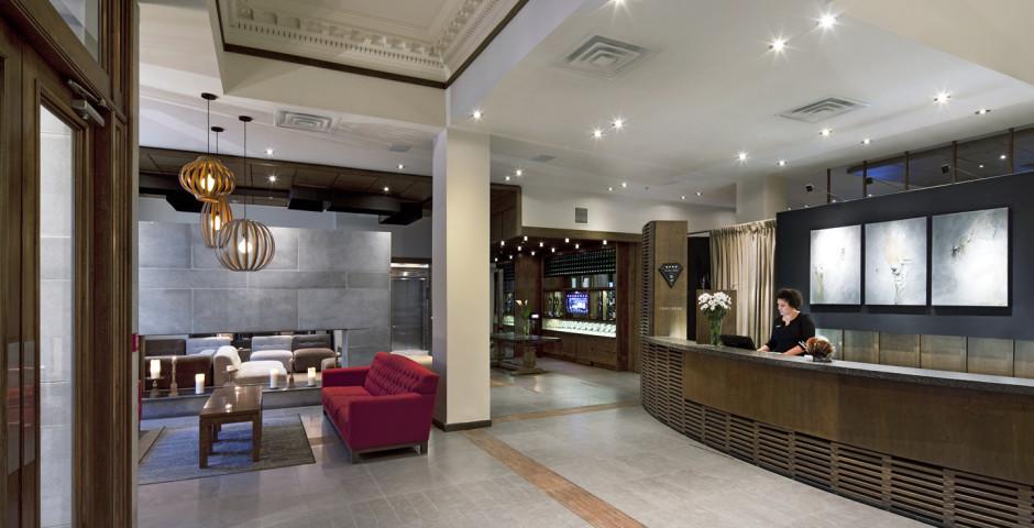 Lobby - Hotel 71