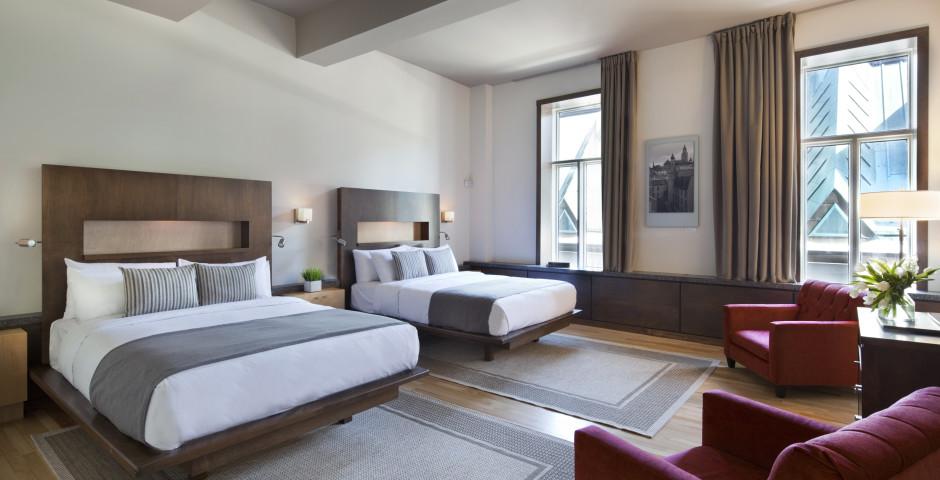 Deluxe Room 2 Queen - Hotel 71