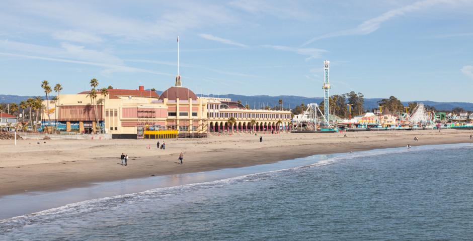 Plage - Santa Cruz