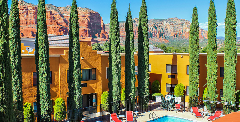Holiday Inn Express Sedona - Oak Creek Inn