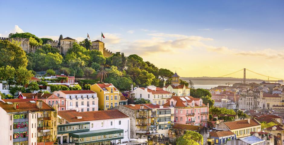 Lissabon - Portugals Süden (ohne Mietwagen)