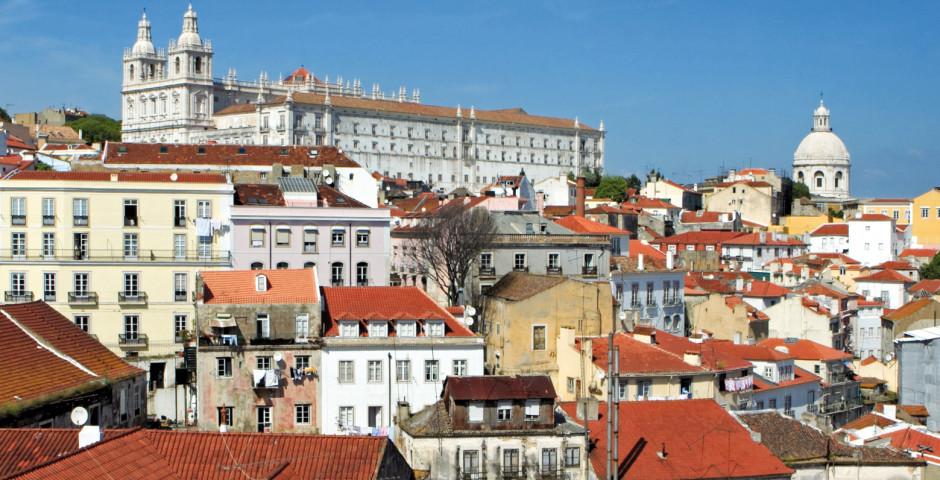 Lisbonne - Le Sud du Portugal