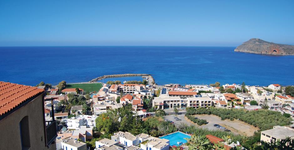 La Crète occidentale originelle