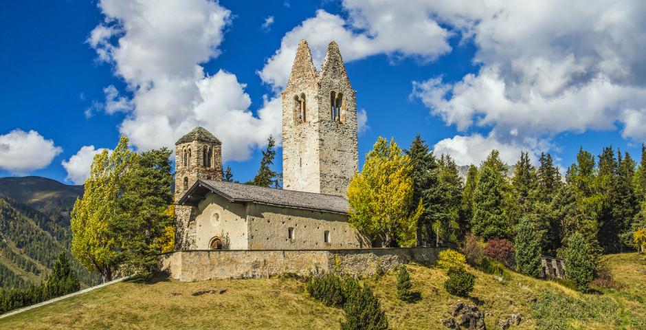 San Gian Kirche - Celerina