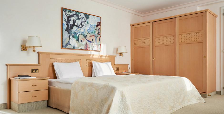 Doppelzimmer Superior - Cresta Palace - Skipauschale