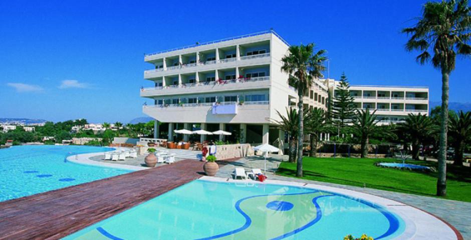 Panorama Hotel, Chania