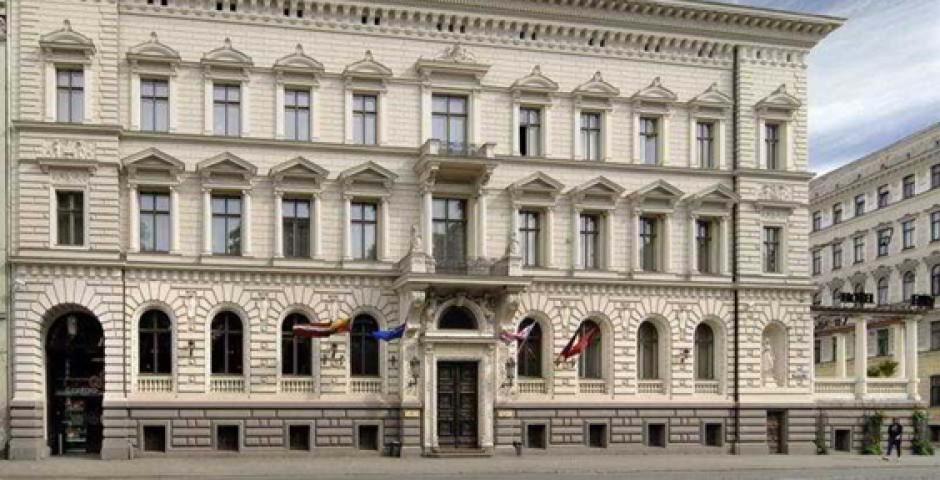 Europa Royale Riga Hotel