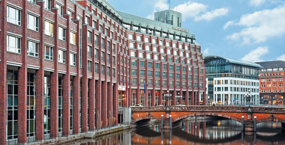 © Steigenberger Hotels AG - Hotel Steigenberger Hamburg