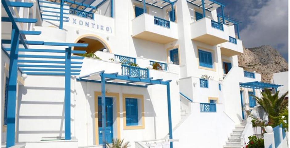 Arhontiko Hotel, Karpathos