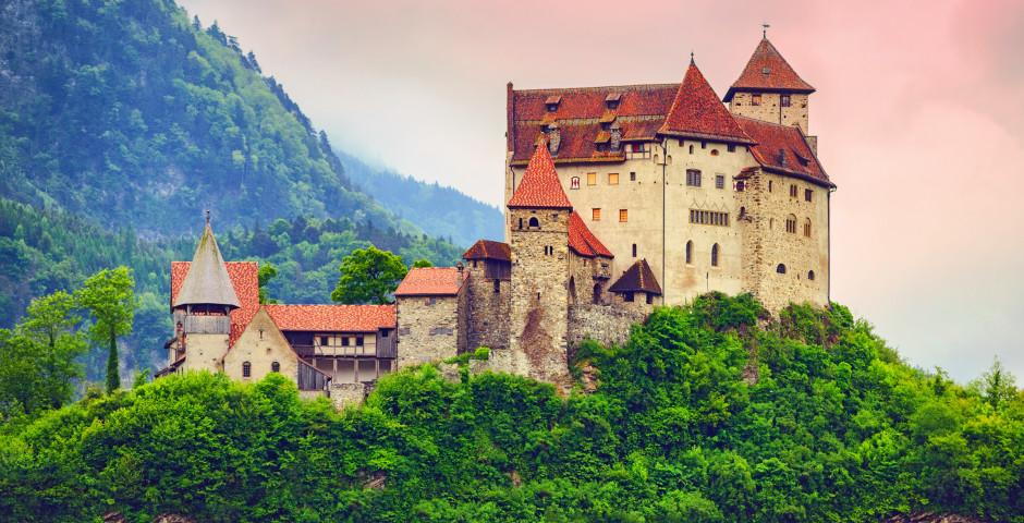 Burg Gutenberg, Balzers