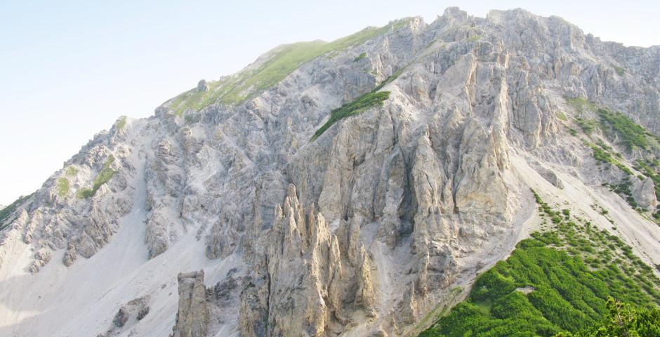 Berge bei Malbun - Liechtenstein